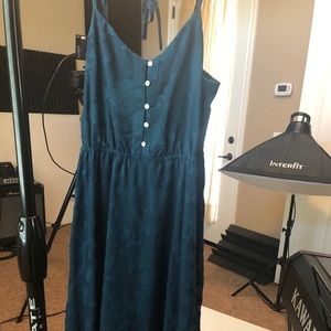 Lauren Conrad mid length dress